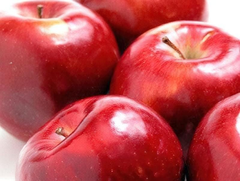 Вага кожного плоду варіюється від 105 до 150 г