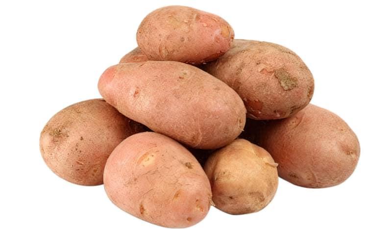 Кращі сорти червоної картоплі для вирощування 1