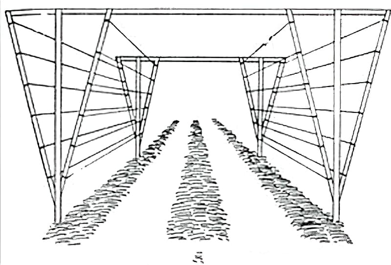 Схема опори
