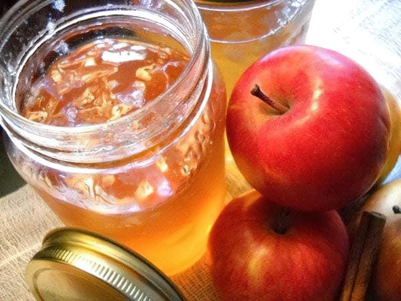 Рецепти смачних заготовок з яблук на зиму 1
