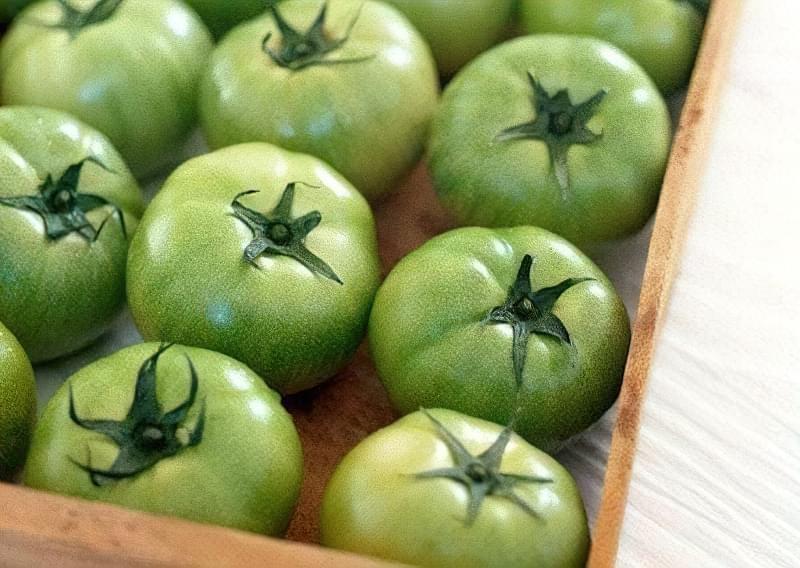 Рецепти приготування гострих і пряних зелених помідорів на зиму 1