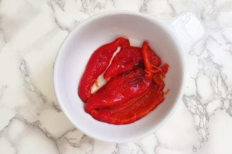 Рекомендується використовувати жовтий і червоний овоч м'ясистий