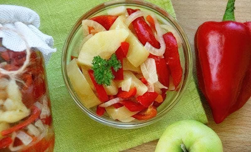 Болгарський перець «В яблучко!»