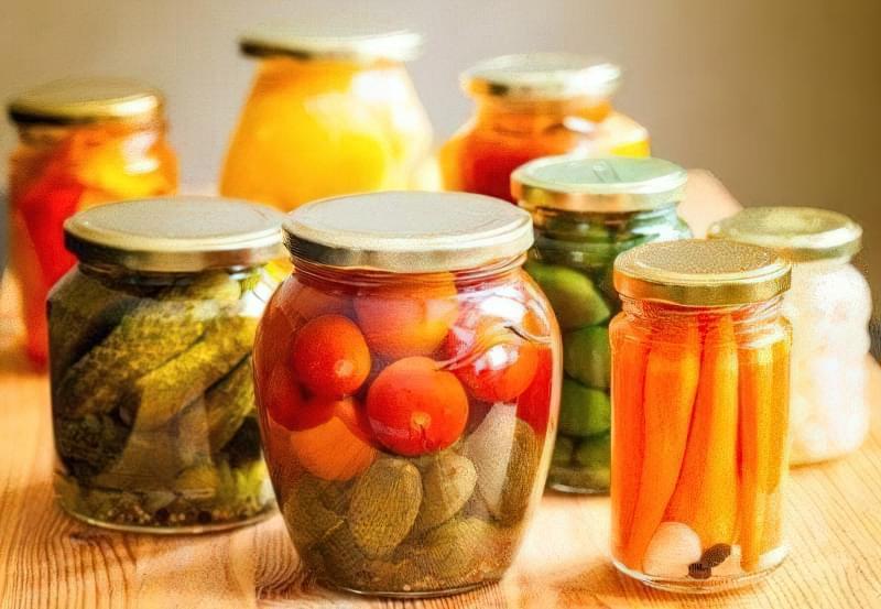 Кращі рецепти маринування різних овочів на зиму 1