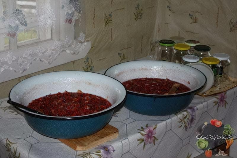 Варення з горобини червоної – рецепт простий і корисний 1