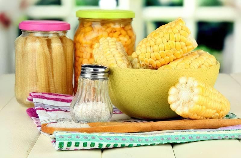 Як відрізнити кормову кукурудзу від харчової 1