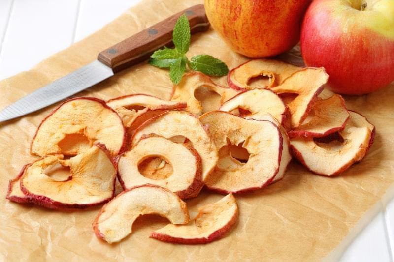 Як висушити яблука і які підійдуть краще 1