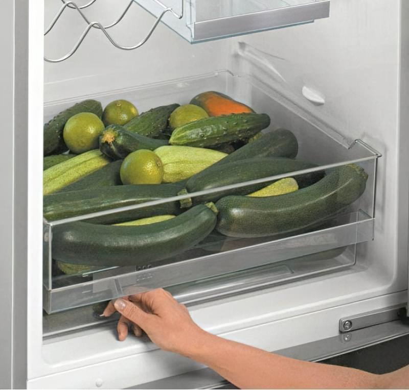 Кабачки в холодильнику