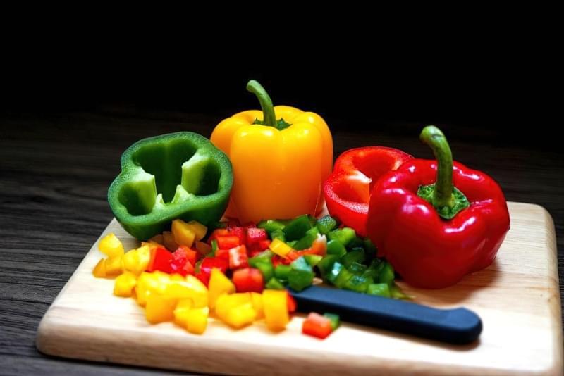 Червоний, жовтий і зелений: який болгарський перець корисніший? 2