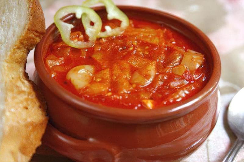 Гостре лечо з перцю без оцту — готуємо заготовки на зиму з пекучим перцем 2