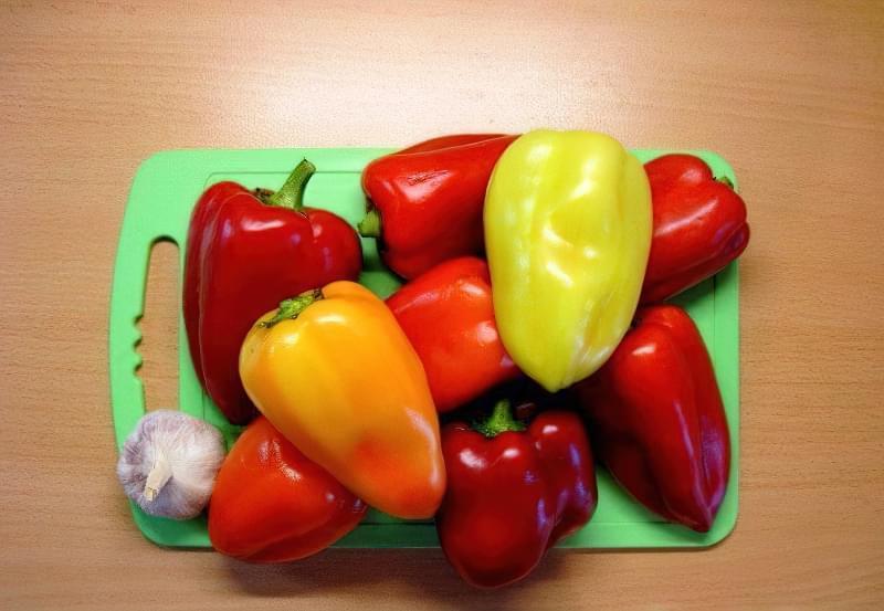 Квашений болгарський перець на зиму — два універсальних рецепти заготовок 1
