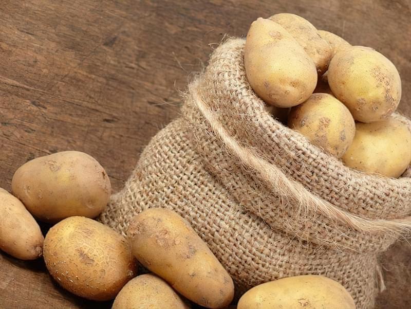 Температура замерзання картоплі 1