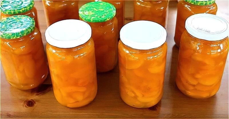 Варення з абрикосів без кісточок на зиму — смачні рецепти 2