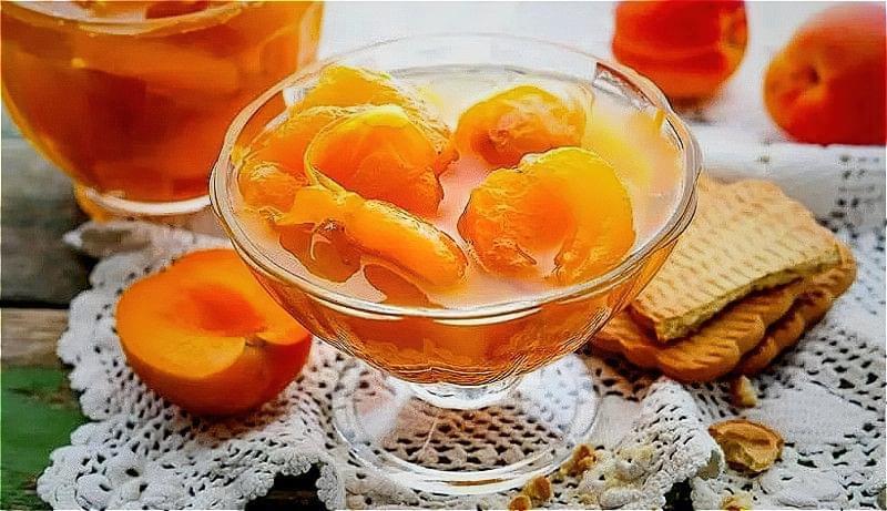 Варення з абрикосів без кісточок на зиму — смачні рецепти 1