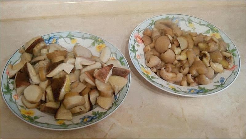 Як правильно заморозити гриби на зиму в домашніх умовах? 2