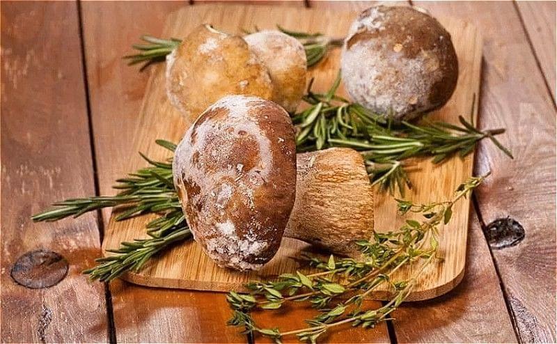 Як правильно заморозити гриби на зиму в домашніх умовах? 1