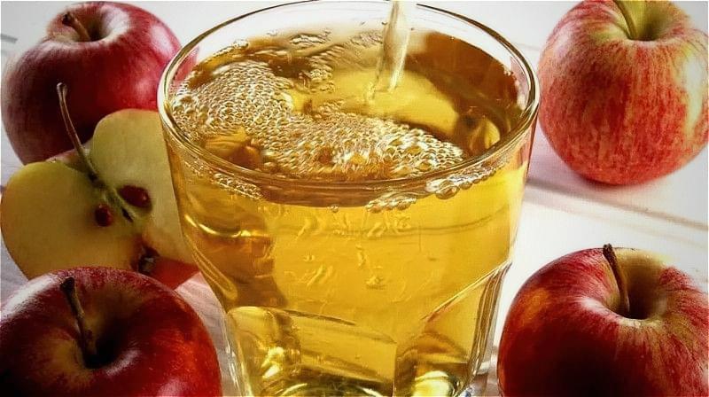 Вино з яблучного соку