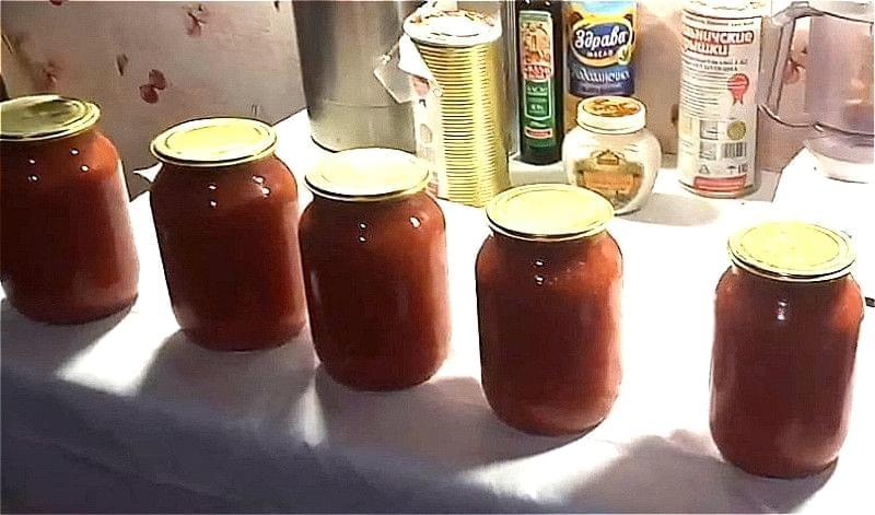 Хріновина з помідорів і хрону з часником на зиму - класичні рецепти 1
