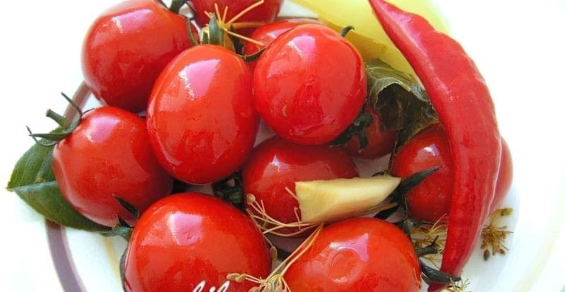 Квашені помідори: кращі перевірені рецепти 1