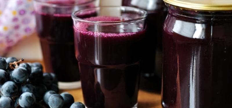 Виноградний сік в домашніх умовах 5