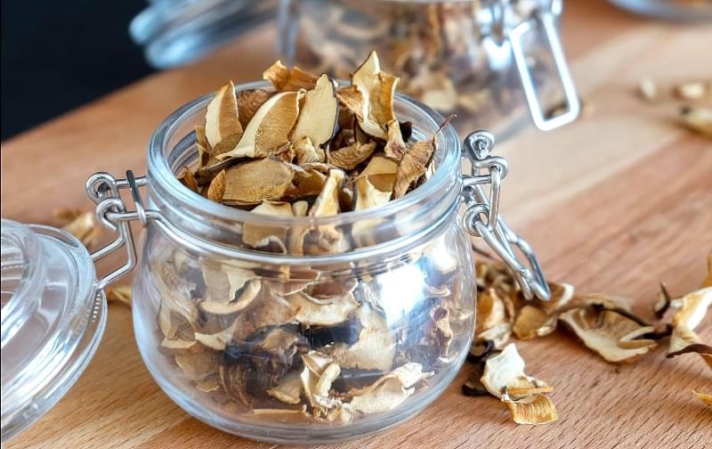 Як правильно сушити гриби в домашніх умовах 8