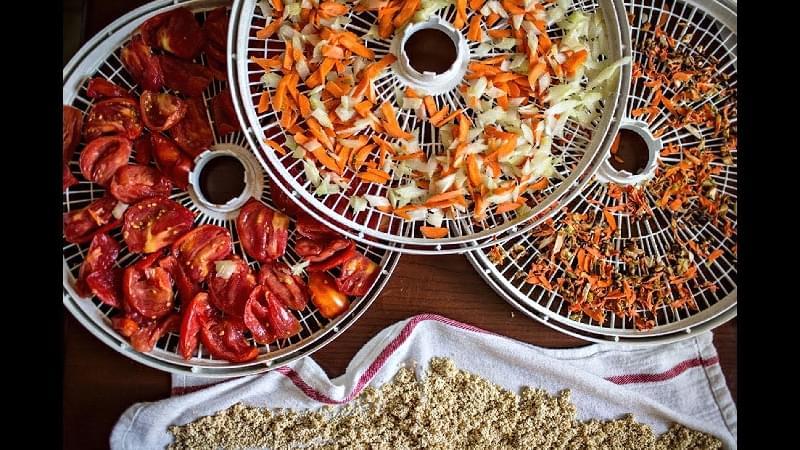 Як сушити овочі в домашніх умовах, плюси і мінуси різних способів 4