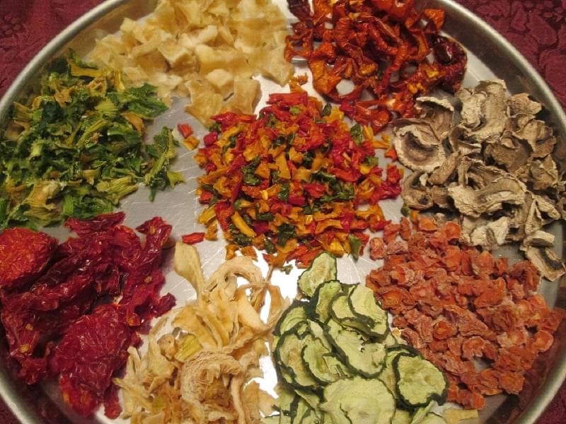 Як сушити овочі в домашніх умовах, плюси і мінуси різних способів 1