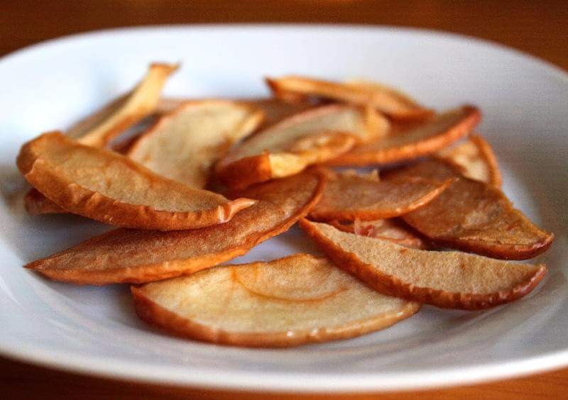Як сушити яблука на зиму в домашніх умовах 4
