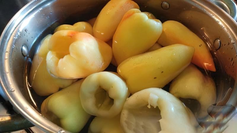 Фарширований перець з булгуром і овочами 9
