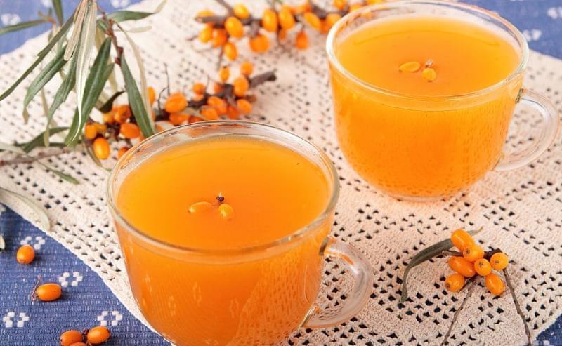 Рецепти приготування обліпихового соку на зиму 9