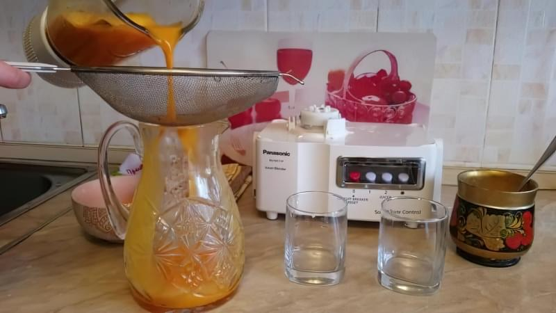 Рецепти приготування обліпихового соку на зиму 5