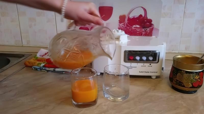 Рецепти приготування обліпихового соку на зиму 6