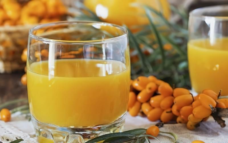 Рецепти приготування обліпихового соку на зиму 1
