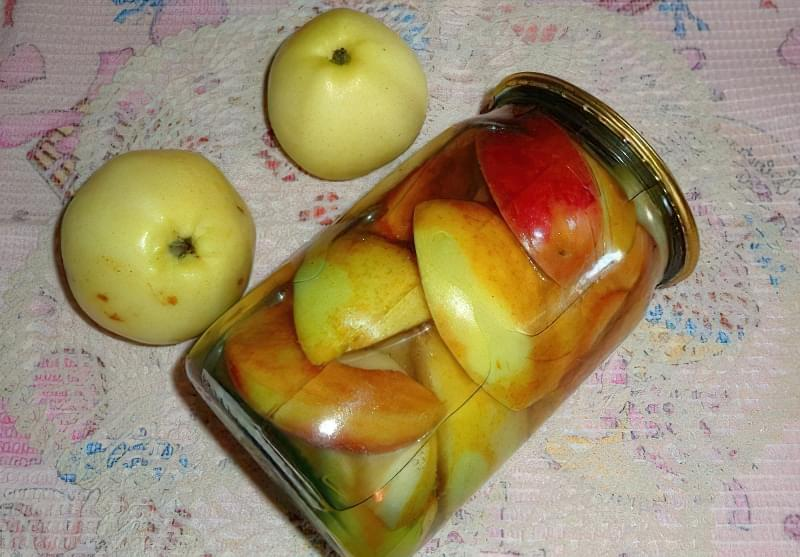 6 рецептів приготування маринованих яблук на зиму 3