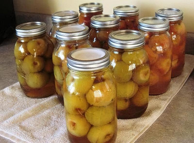 6 рецептів приготування маринованих яблук на зиму 4