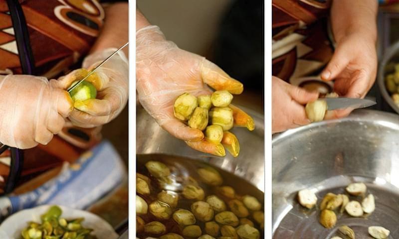 Рецепти смачного і корисного варення з волоських горіхів 1