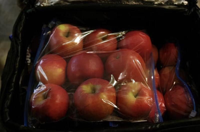 Як зберігати яблука щоб довго не псувались 6