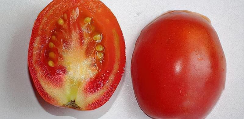 Чому всередині у помідорів білі жорсткі прожилки або тверда серцевина 2
