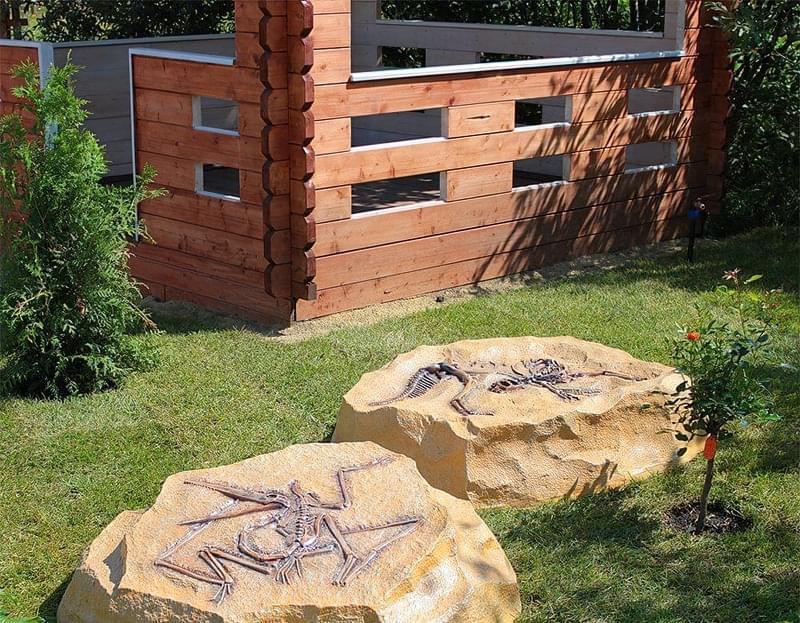 Каміння в ландшафтному дизайні - всі варіанти застосування 2