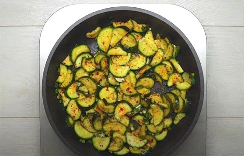 Кабачки по-корейськи - різні смачні рецепти 2