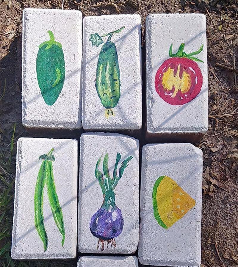 Садово-городні маркери своїми руками 3