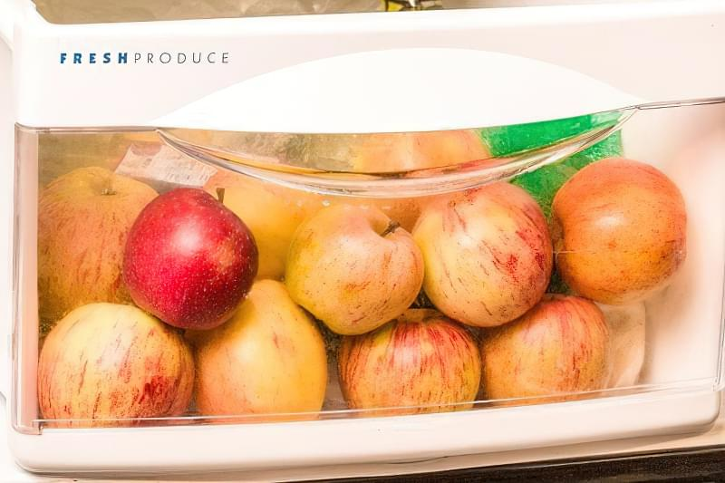 Способи і умови зберігання яблук взимку 3
