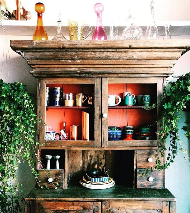 Цікаві способи розмістити кімнатні рослини 14