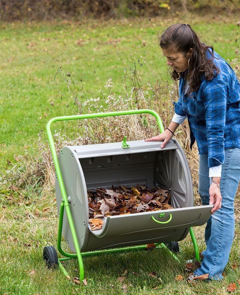 Барабани для компосту: особливості та переваги 2